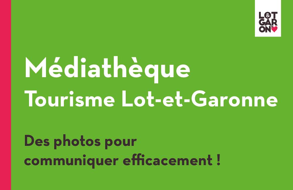Médiathèque Lot-et-Garonne
